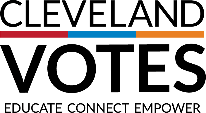 Cleveland Votes. Educate Connect Empower